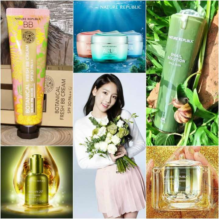Косметика Nature Republic (Натур Репаблик)