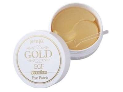 Патчи для глаз Petitfee Hydro Gel Eye Patch Gold